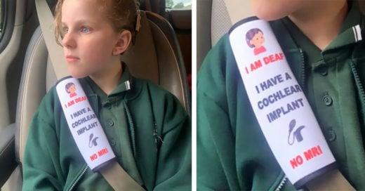 Madre australiana crea método informativo en caso de accidentes