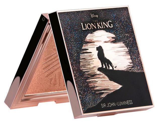 Maquillaje inspirado en el rey león (5)