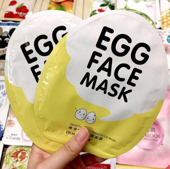 Mascarilla de huevo para limpiar a profundidad la piel