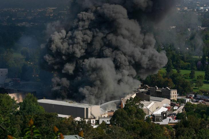 Este incendio ocurrido en el 2008 en Universal acabó con el legado musical de varios artistas