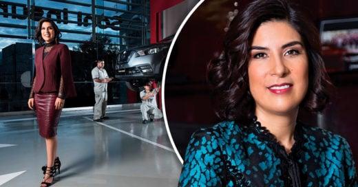 Mayra González ascendida de CEO de Nissan en México, a directora global de ventas