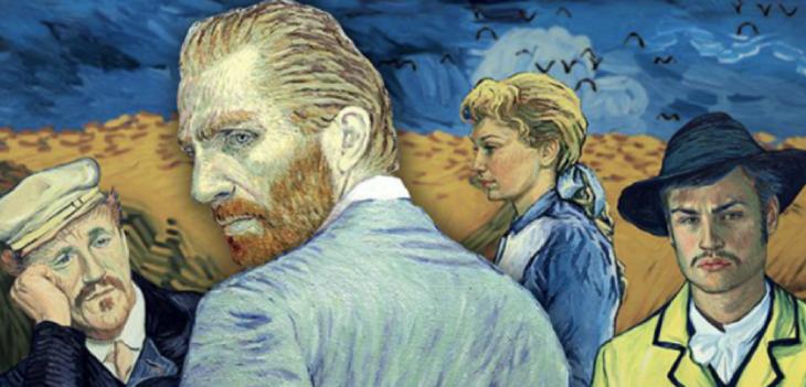 Mejores películas de animación; Cartas de Van Gogh