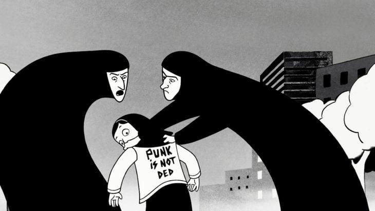 Mejores películas de animación; Persépolis