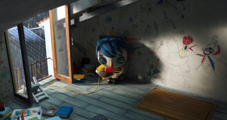 Mejores películas de animación; La vida de Calabacín