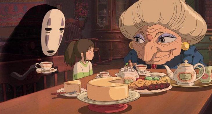 Mejores películas de animación; El viaje de Chihiro