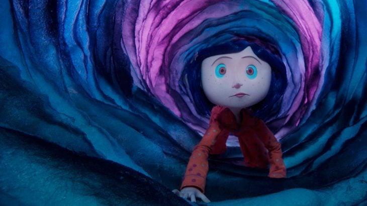 Mejores películas de animación; Coraline y la puerta secreta