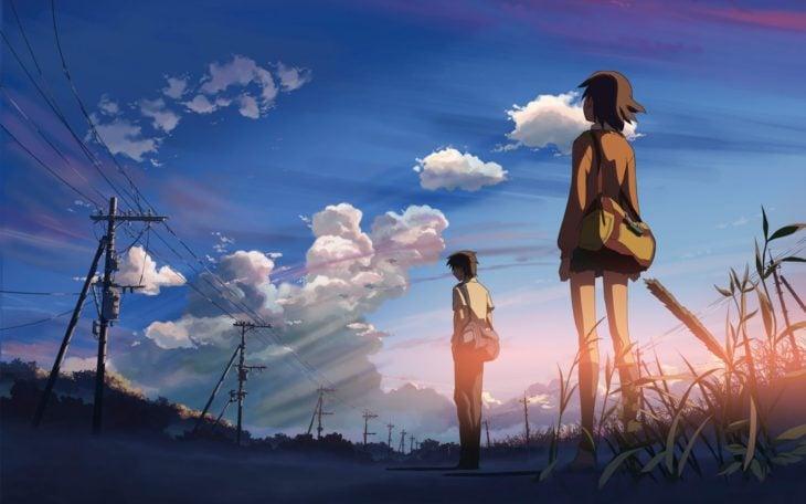 Mejores películas de animación; Cinco centímetros por segundo