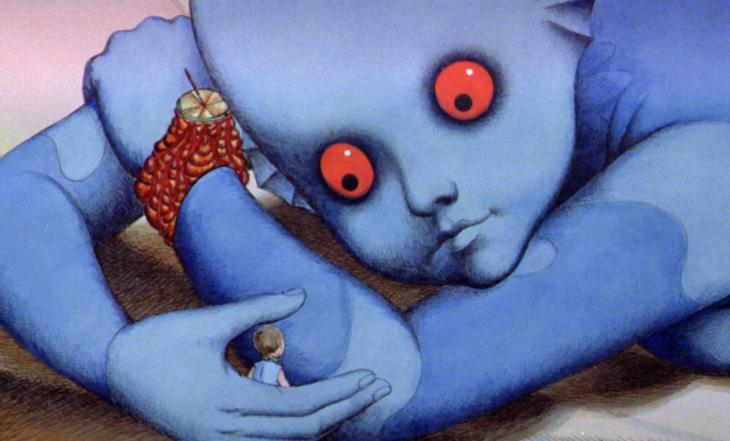 Mejores películas de animación; El planeta salvaje