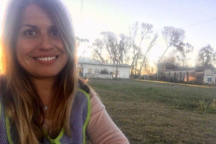 Mónica Tortone, la maestra que recorre 120 kilómetros para llegar a sus alumnos
