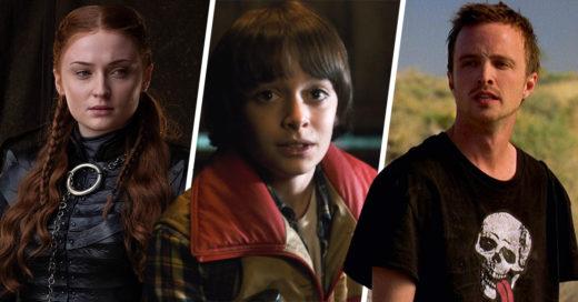 10 Personajes de televisión con las historias de vida más trágicas