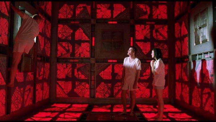 Películas y series en Netflix; El cubo