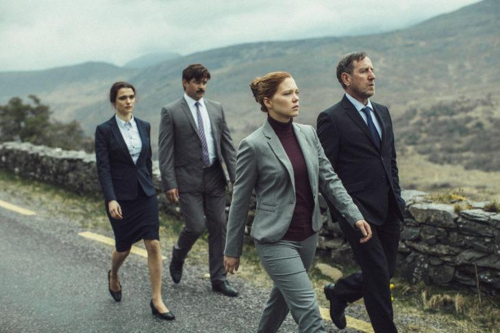 Películas y series en Netflix; La langosta con Colin Farrel y Razhel Weisz como David y Short