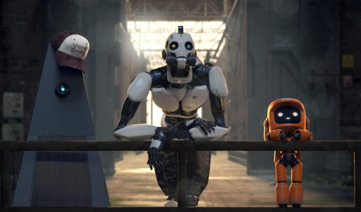 Películas y series en Netflix; Love, death and robots