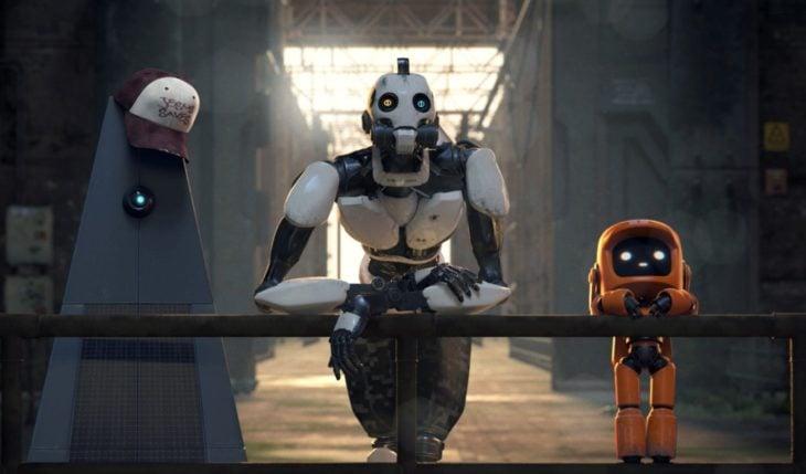 Películas y series en Netflix; Love, death and robots