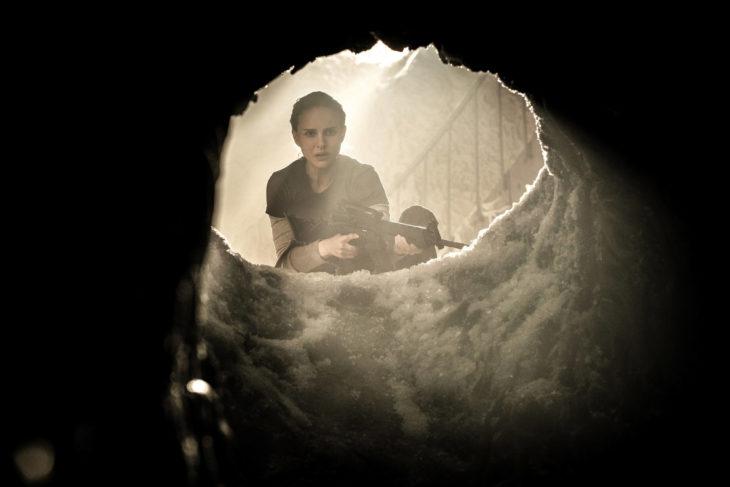 Películas y series en Netflix; Aniquilación con Natalie Portman