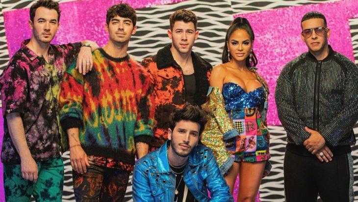 Los Jonas Brothers, Daddy Yankee, Yatra y Natti estrenan Runaway