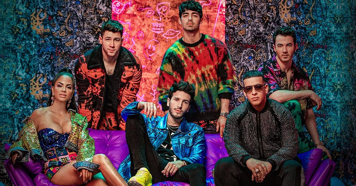 Jonas Brothers entran a una fusión latina con Yatra y Yankee