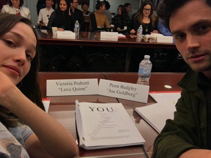 Serie de Netflix, You; Victoria Pederetti como Love Quinn