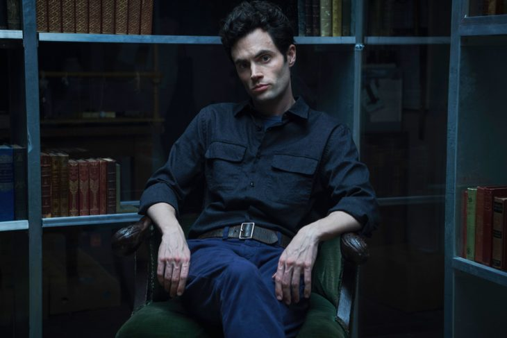 Serie de Netflix, You; Penn Badgley como Joey Golderg