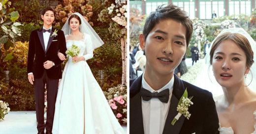 Song Joong Ki y Song Hye Kyo anuncian el fin de su matrimonio