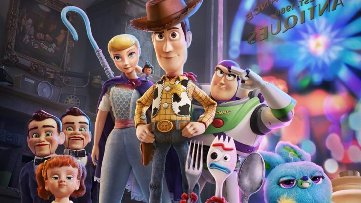 Toy Story 4 no cumplió expectativas en China