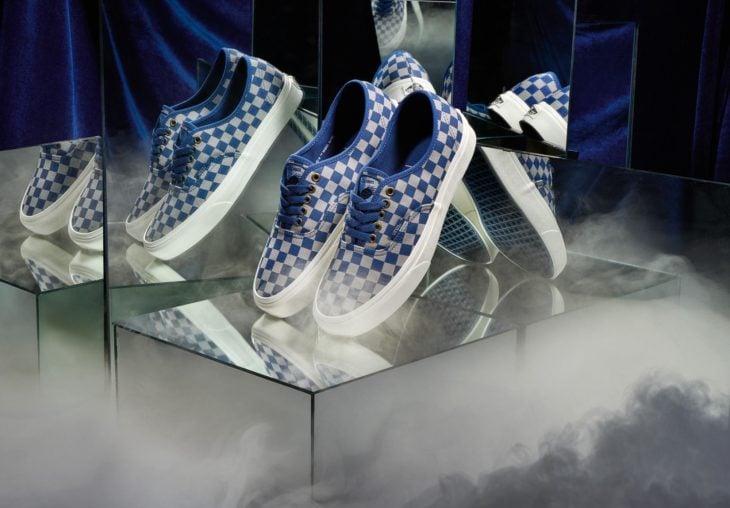 Vans lanza colección de tenis de Harry Potter; calzado de Ravenclaw