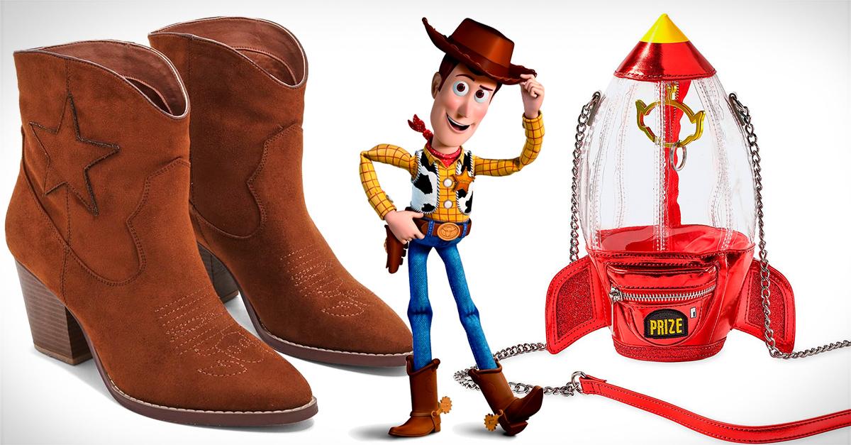 14 Prendas inspiradas en Toy Story que tu niña interior amará