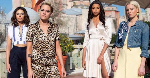 El poder femenino se hace presente en el nuevo trailer de 'Los ángeles de Charlie'