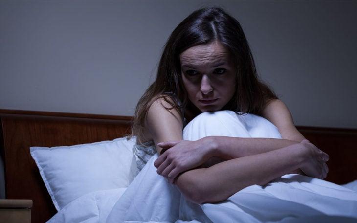 L'ansia notturna impedisce di addormentarsi