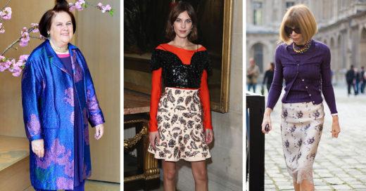 Así se ven y se visten las críticas de moda más poderosas del mundo
