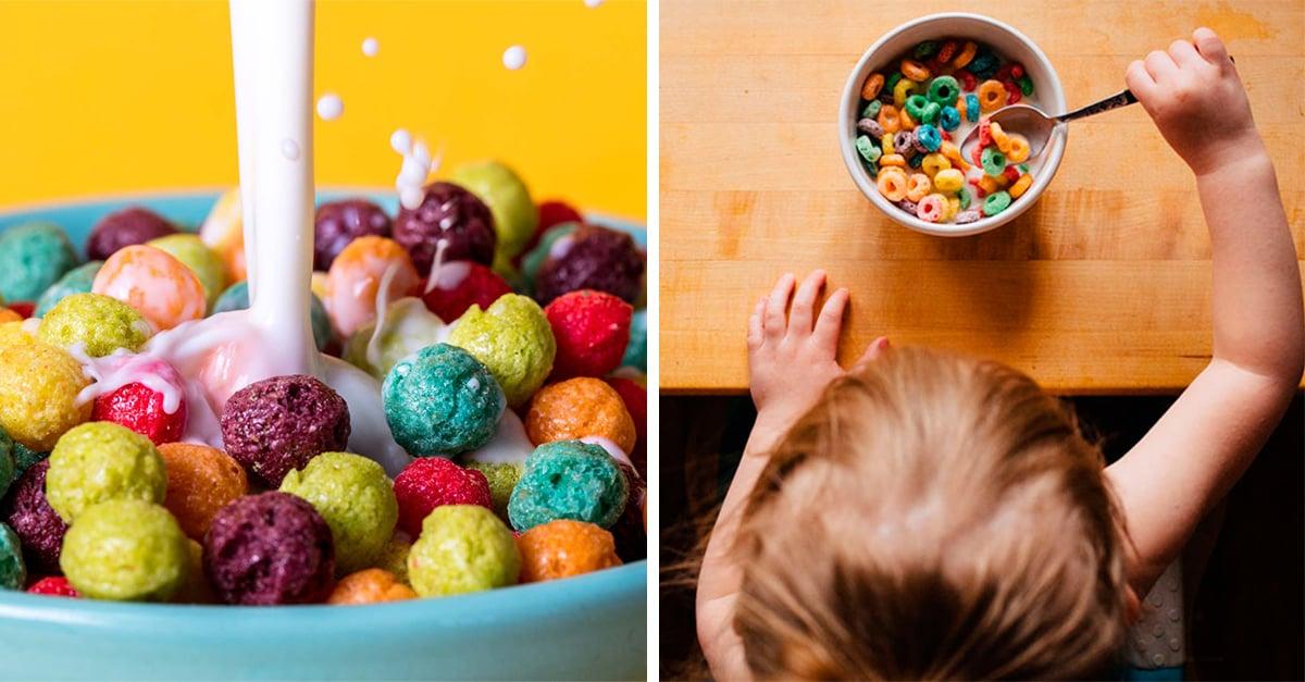 Estudios revelan presencia de cancerígeno en cereal para niños