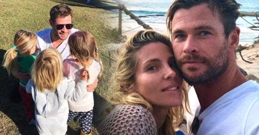 Chris Hemsworth abandona Hollywood para pasar más tiempo con su familia