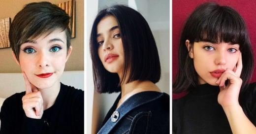 13 Cortes de cabello que solo las chicas atrevidas llevarían