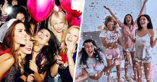 10 Despedidas de soltera que tus amigas pueden organizar