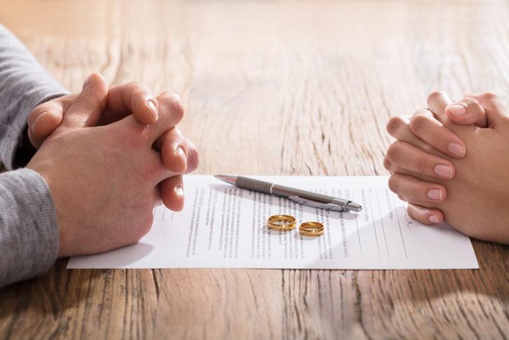 Una mujer recibirá gran cantidad de dinero por divorciarse