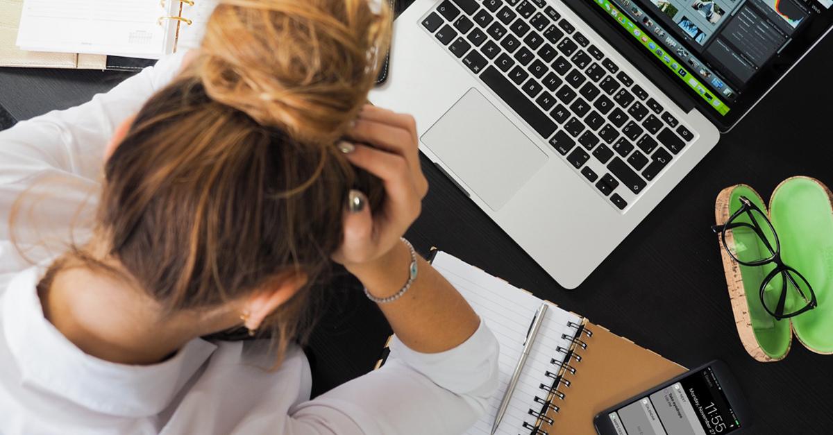 Estrés laboral puede causar diabetes, obesidad y otros padecimientos