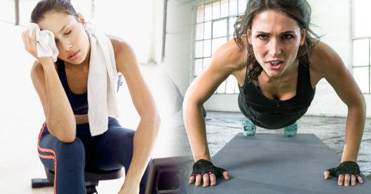 Exceso de ejercicio impide bajar de peso