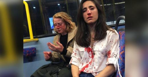 Ataque homofóbico en Londres, golpean a pareja de mujeres tras verlas besarse