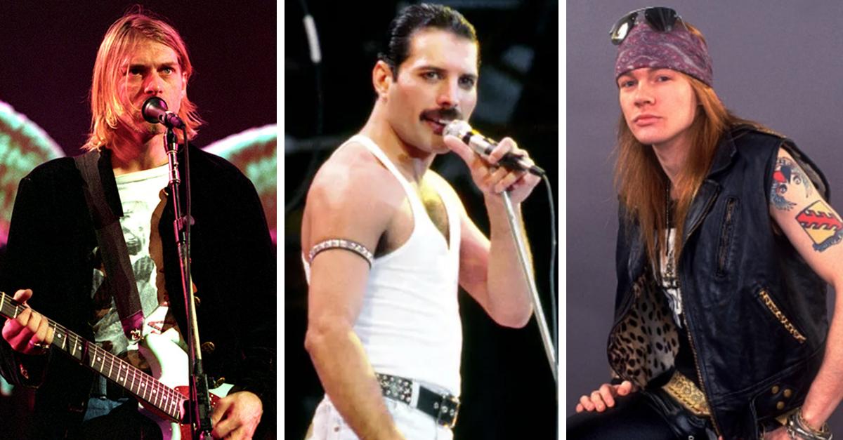 Revelan que incendio del 2008 destruyó grabaciones de Nirvana, Queen y otros