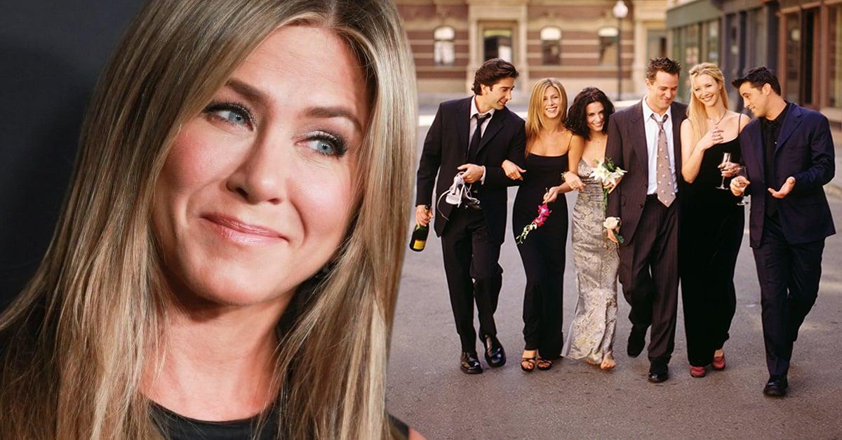 Jennifer Aniston habla sobre la posibilidad de un reboot de 'Friends'