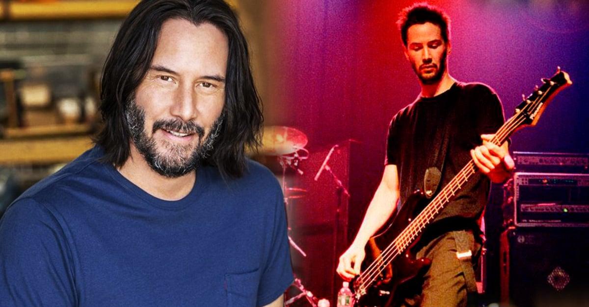 Conoce a Dogstar la banda grunge de Keanu Reeves