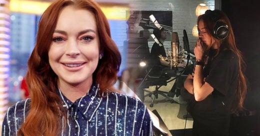 Lindsay Lohan está a punto de regresar a la música