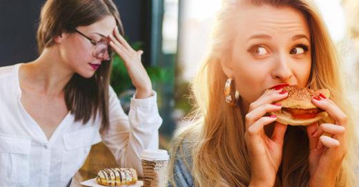 Exceso de calorías afecta al cerebro