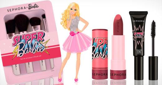Sephora lanza maquillaje de Barbie
