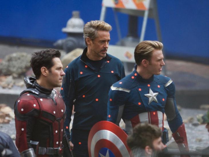 Disney hará parque temático de Marvel