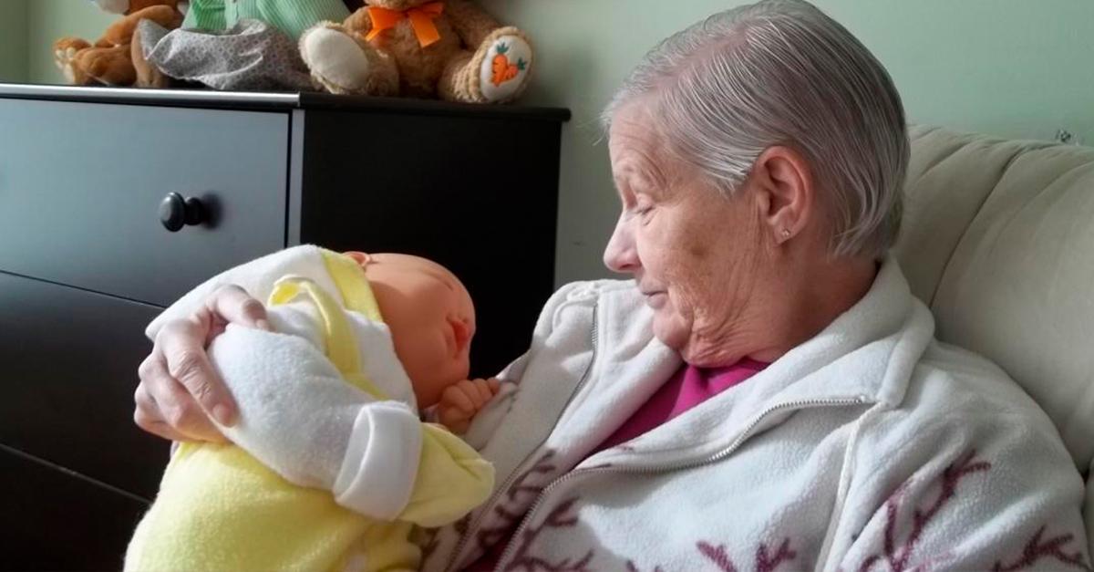 Muñeco contra alzheimer, proyecto piloto en España