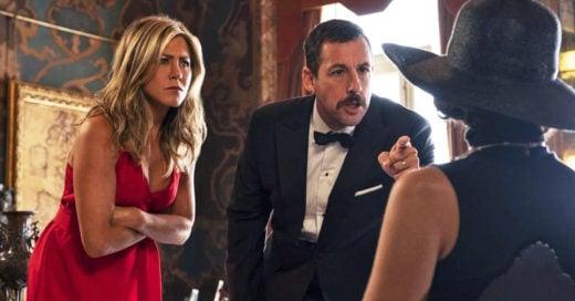 Estreno de Murder Mystery rompe récord en Netflix