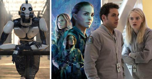 17 Películas y series para ver si estás obsesionada con 'Black Mirror'