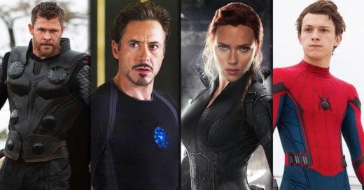 Estos son los actores que se quedan y los que se van de Marvel