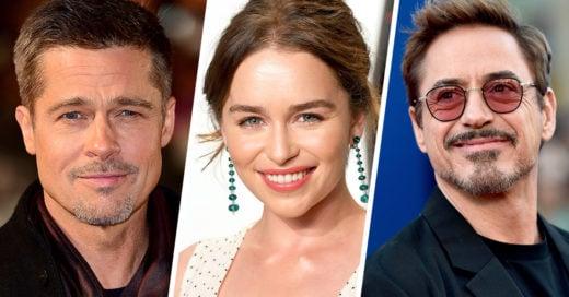 15 Personas que salieron con celebridades antes de que fueran famosas